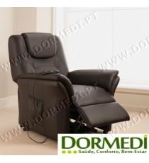 Cadeirão Poltrona de Massagens Confort Plus (cor castanho)